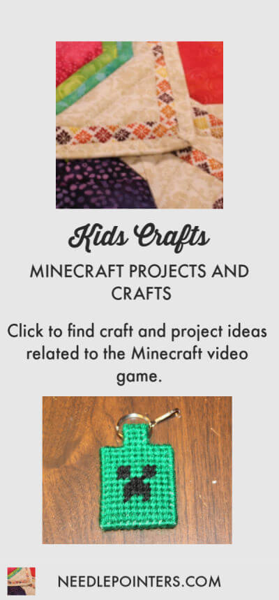 Minecraft Projects and Crafts