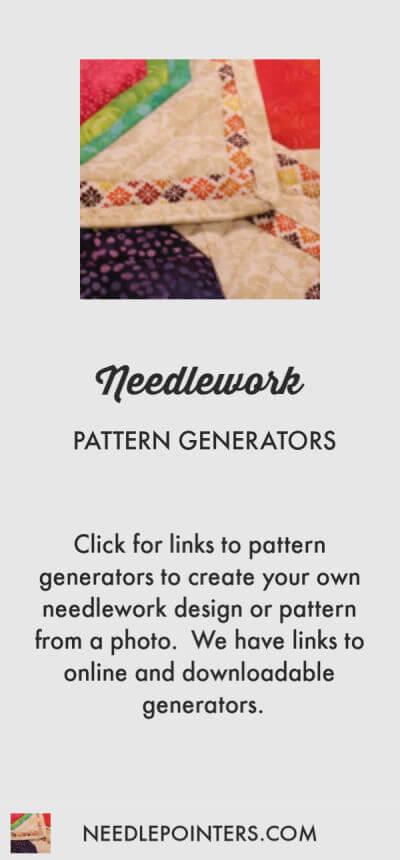 Pattern Generator Needlepointers Com