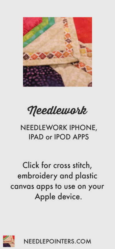 Apps for Needlework