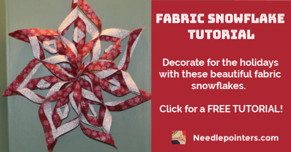 Fabric Snowflake Tutorial - Facebook Ad 2