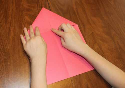 Origami Paper Airplane