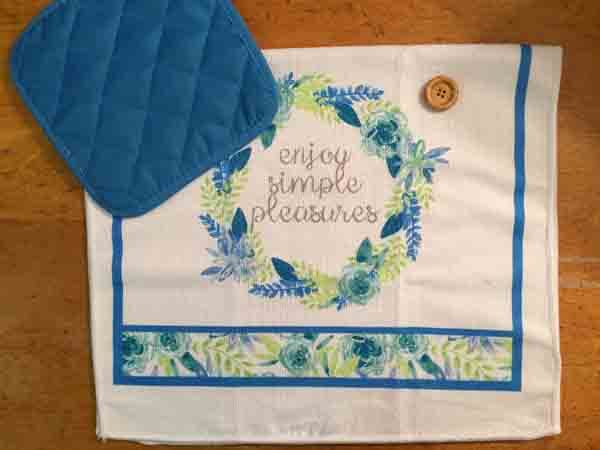 Potholder Dish Towel Supplies