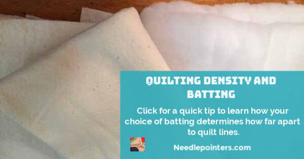Quilting Quick Tip - Quilting Density and Batting Choice - Facebook
