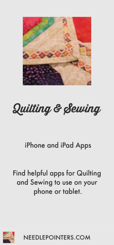 Apps for Quilters