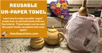 Reusable Un-paper Towel