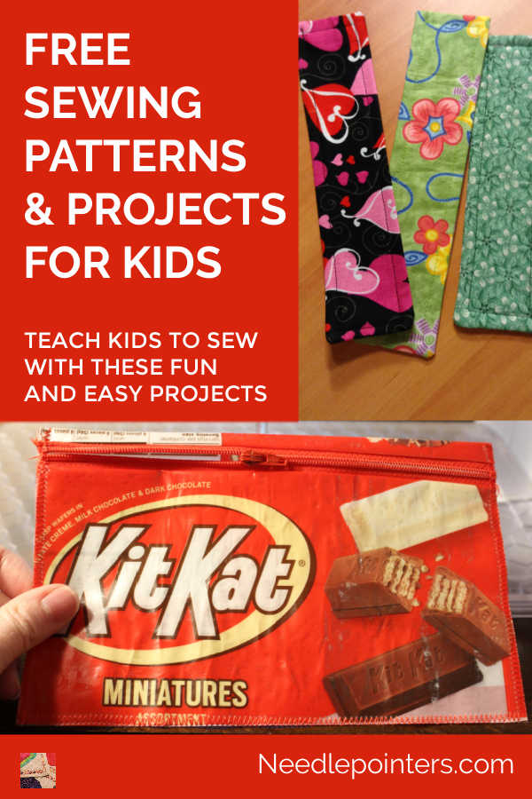 Learning to Sew for Kids, Tweens, and Teens