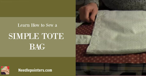 Sew a Simple Tote Bag