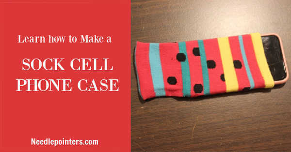 Sock Cell Phone Case