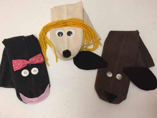 DIY Sock Puppet Tutorial