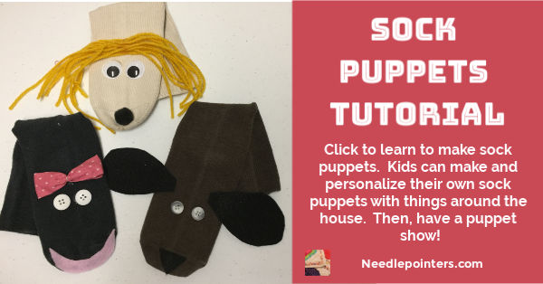 Sock Puppet Tutorial - fb