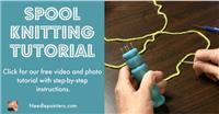 Spool Knitting - How to Spool Knit