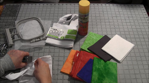 St Patricks Day Mini Tote Tutorial - Remove Seam