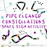 SPACE STEM ACTIVITY WITH CONSTELLATION MODELS