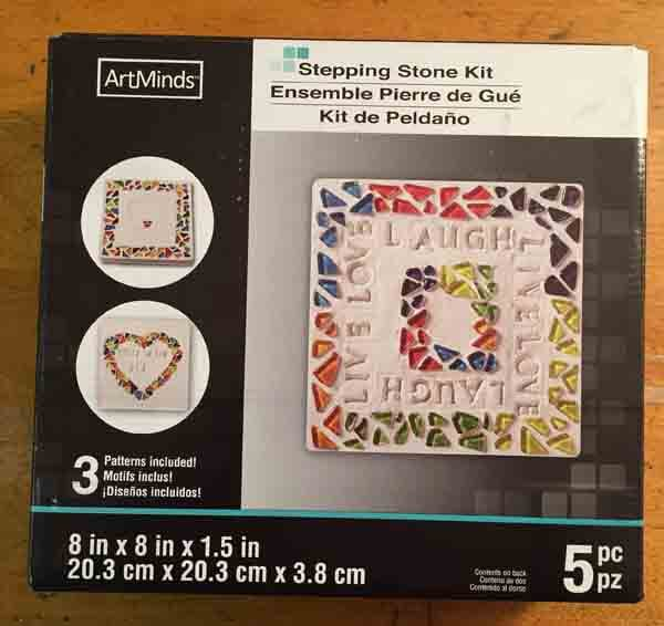 Stepping Stone Tutorial - Kit