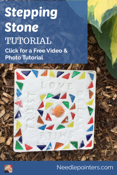 Stepping Stone Tutorial - Pin