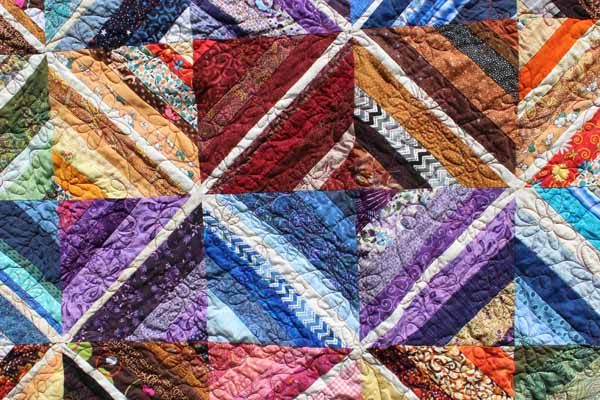 String Quilt - Closeup 2