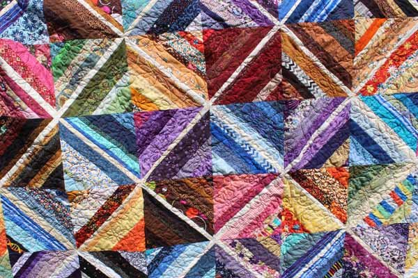 String Quilt - Closeup 4