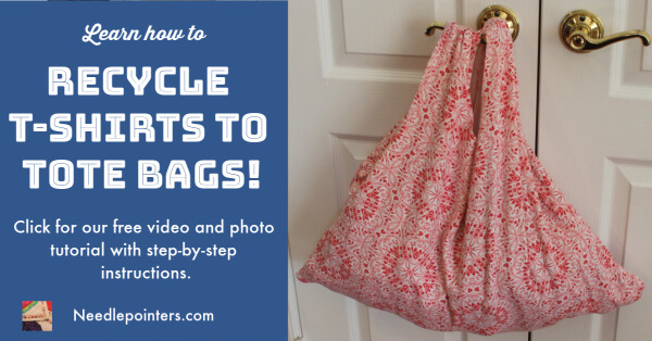 T-Shirt Tote Bag Tutorial