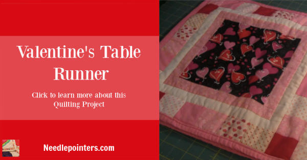 Valentine's Table Topper