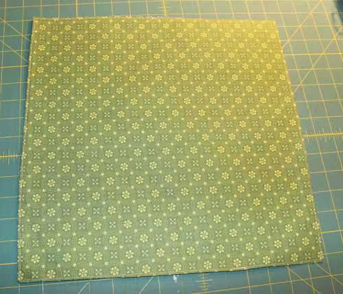 Fabric Tray Tutorial - Topstitch
