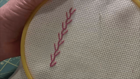 Tutorials of Hand Embroidery Stitches