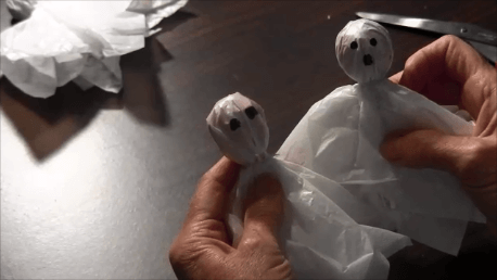 Lollypop Ghosts