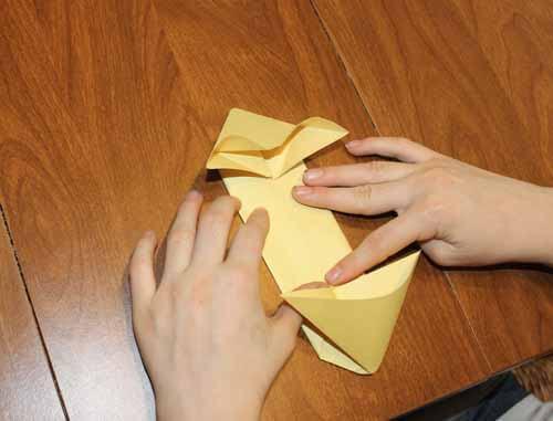 Cara Membuat Mainan Anak Dari Kertas Origami Tank - How To Make ... | 381x500