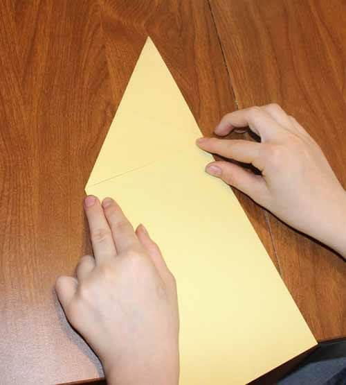origami tank – do origami | 555x500