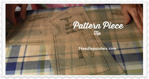 Pattern Piece tip