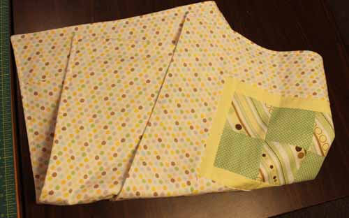 Pillowcase binding method