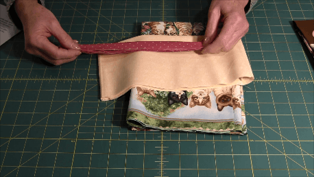 How to Make a Pillowcase - Fabric