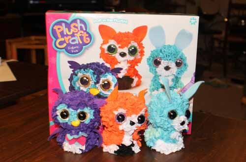 Plush Craft Kits