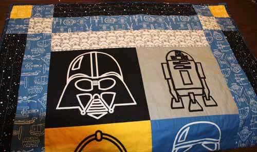 Star Wars Quilt Needlepointers Com