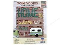 Janlynn Plastic Canvas Kit - Home is Were We Park It