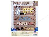 Janlynn Plastic Canvas Kit - Cats Are