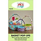 Basket Pop-Ups Pattern