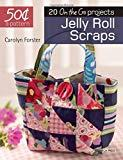 Jelly Roll Scraps: 20 On the Go projects