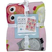 Fleece Blanket Kits (No Sew)