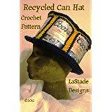 Beer CanHat / Soda Can Hat Crochet Pattern