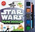 Star Wars Thumb Doodles Book Kit