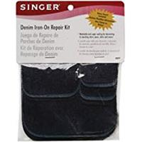 Denim Iron-On Repair Kit, Assortment