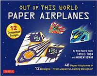Out of This World Paper Airplanes