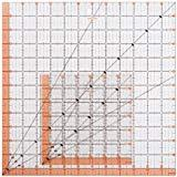 Fiskars Square Acrylic Ruler Set