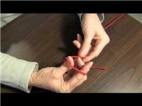 Slip Knot - How to make a slip knot  - 3 methods (Video)