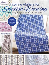 Inspiring Afghans for Swedish Weaving