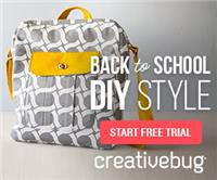 Creative Bug Back to School DIY Projects