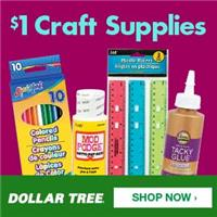 Dollar Tree - Everything $1