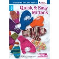 Quick and Easy Mittens