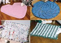 Bag Rugs Crochet ePattern
