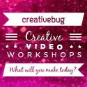 Creativebug Sewing Workshop Videos